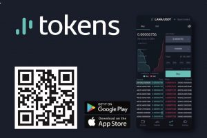 LanaCoin on Tokens.net