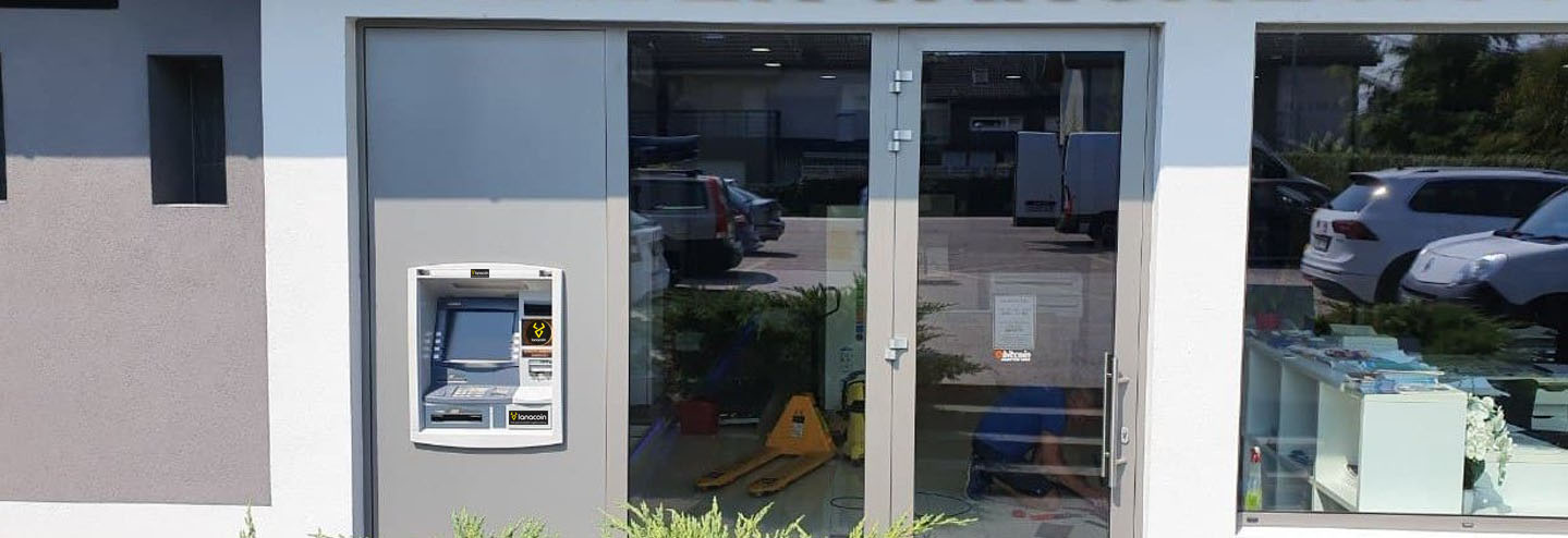 LanaCoin on SkyEYE ATM